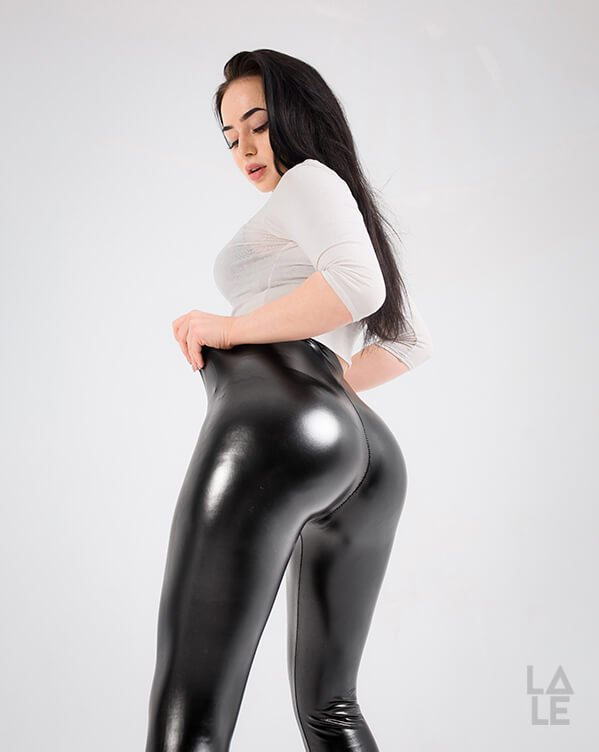 leather leggings incognito