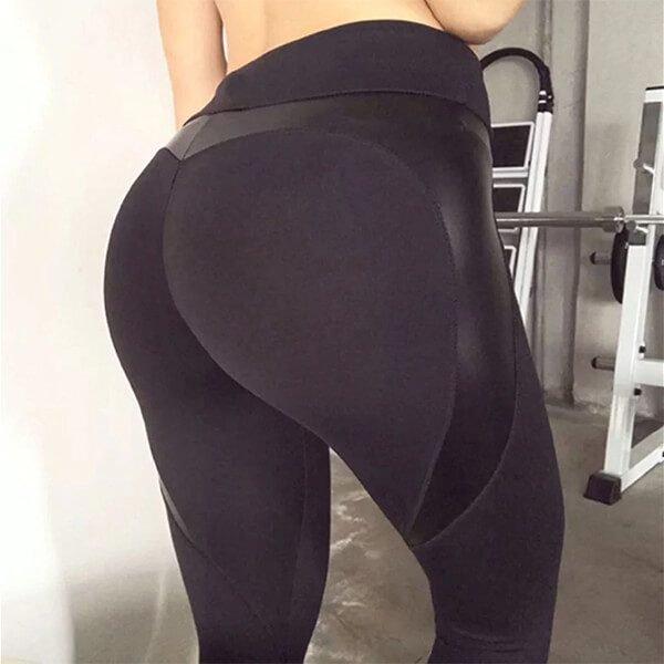 gym star fitness leggings push up