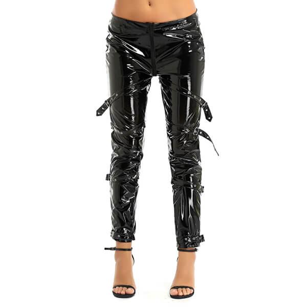 Trouble lady Latex Pants